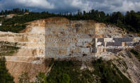 Cariera de marmura  MUSE ONIX-MARBLE