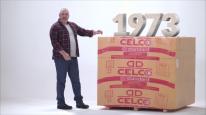 Cand stii, alegi CELCO - materialul zilelor noastre!