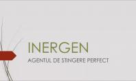 Agent pentru stingerea incendiilor - INERGEN