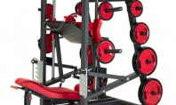 Utilizarea aparatului de fitness Vertical Leg Press