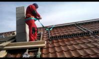 Montaj panouri solare cu tuburi vidate