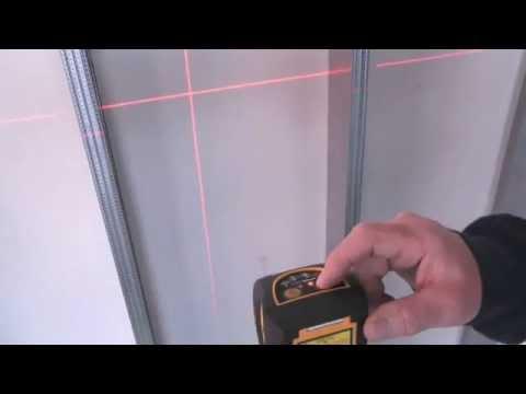 Nivela laser cu linii in cruce CST Berger ILM-XT CST berger