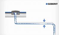 Instalatie pluviala cu presiune negativa