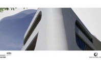 Corian Exterior Cladding - Inovatie in arhitectura