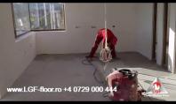 Larex Global Floor - Finisaj pentru suprafete orizontale la interior cu Microciment - bucatarie LGF