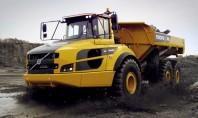 Dumpere, camioane articulate Volvo A25G si  A40GFS