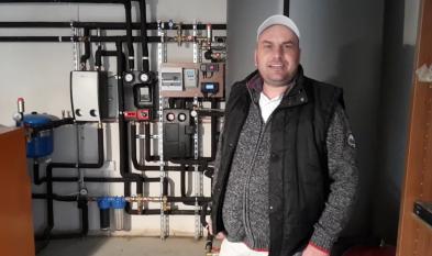 Centrala lemne gazeificare ARCA ASPIRO INOX- Valcea