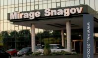 Montare tapet MallDeco la hotelul Mirage Snagov
