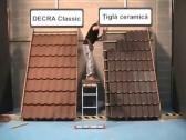 Viteza de montaj DECRA Classic versus Tigla ceramica