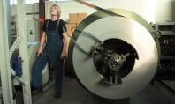 Usi industriale si grilaje rulou-BRASELMANN-SD