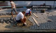 Cum se monteaza piatra cubica (pavaj exterior) - PIATRAONLINE