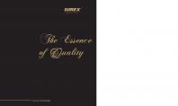 Mobilier din lemn masiv - The Essence of Quality