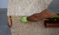 Cum se monteaza tigla metalica cu roca vulcanica Novatik NATURA - Ghid Montaj
