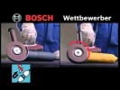 Professional Polizor unghiular 1500 W diametru disc 150mm BOSCH Professional GWS 15-150 CI