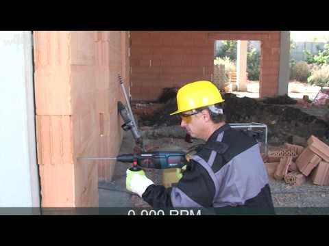 Professional Ciocan rotopercutor SDS-plus 800 W 2,7 J BOSCH Professional GBH 2-26 DFR BOSCH