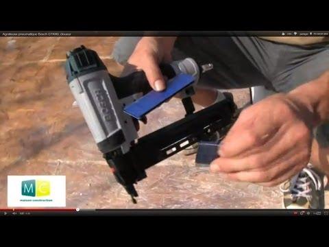 Professional capsator pneumatic BOSCH Professional GTK 40 BOSCH