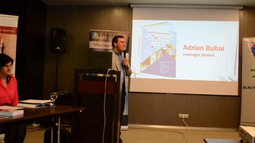 Lansare carte Ghidul Constructorului - Adrian Buhai Softmagazin