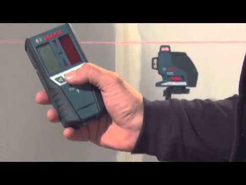 Professional Nivela laser cu linii + Stativ constructii BOSCH Professional GLL 3-80 P + BS 150 BOSCH