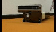 Curatare si intretinere mocheta FLOTEX - aspirare cu perie rotativa