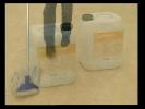 Reabilitarea stratului de protectie la pardoselile Marmoleum