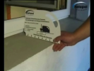 Montaj glafuri exterioare - HELOPAL pe spuma