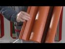 Suprafata PROTECTOR - Testul cu carbune activ pentru tigla din beton