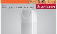 Incalzitor de apa cu pompa de caldura - NUOS - Video