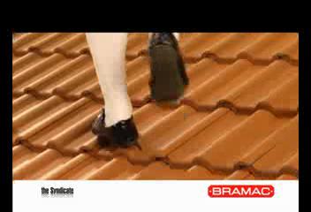 Suprafata NOVO - Noul Standard in suprafete pentru tigla din beton BRAMAC