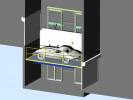 Platforma auto hidraulica - KTS