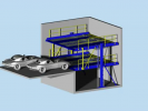 Platforma auto hidraulica - KPS