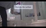 Kit-ul Vindico pentru cabine de dus