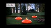 Semineu pe bioetanol pentru exterior si interior - Bubble