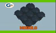 Cofraje pierdute pentru realizarea pardoselilor ventilate monolitice - MODULO - Full Version