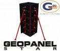 Panou de cofrare modular - GEOPANEL STAR 3D