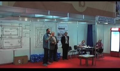 Concursul european al montatorilor de pardoseli - partea 2