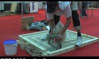 Concursul european al montatorilor de pardoseli - partea 4
