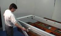 Foile speciala pentru etansare la intemperii ISO-CONNECT - Aplicare la interior