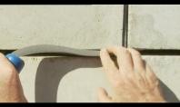 Banda de etansare impregnata cu spuma flexibila poliuretanica (PUR) - ISO-BLOCO 600 - Instalare