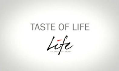 Culorile Baumit Life - Taste of Life