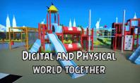 Echipamente de joaca pentru copii - Angry Birds Activity Park by Lappset