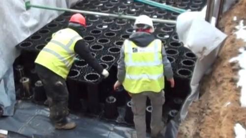 Sisteme de drenaj si retentie a apelor meteorice - Ghid de instalare ACO