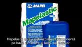 Sistem de hidroizolatie sub placari ceramice in contact permanent cu apa MAPELASTIC