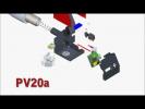 Arzator pe peleti Pelltech PV20a