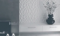 Instalare panouri decorative 3D WallArt