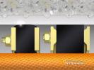 Sistem cu dublu profil de etansare la trecerile prin pereti Curaflex DPS