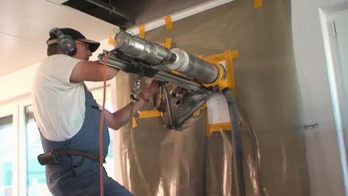 Instalare sistem de ventilatie cu recuperare de caldura M-WRG MELTEM