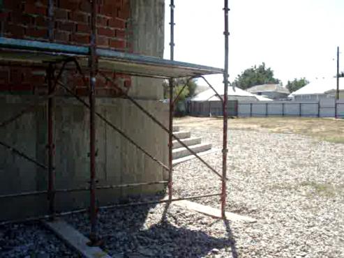 Executie termoizolatie biserica 1 GENIDA AB
