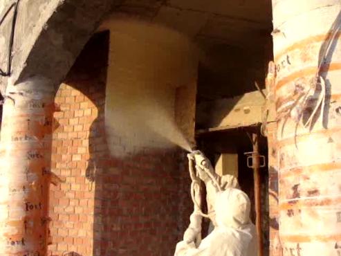 Executie termoizolatie biserica 3 GENIDA AB