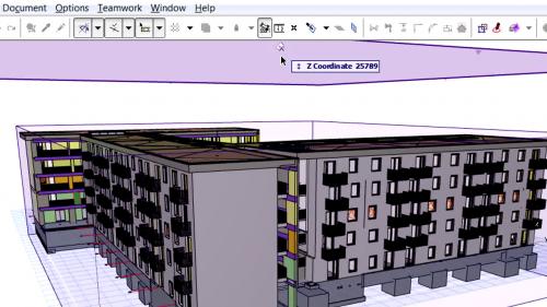 Planuri de taiere 3D intercative - Crearea planurilor de taiere din 3D GRAPHISOFT