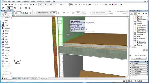 Materiale de constructii inteligente - Afisarea in 3D a materialelor de constructie GRAPHISOFT